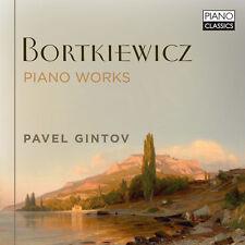 Bortkiewicz: Piano Works, New Music