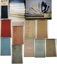 PINDLER FAUX SILK DUPIONI SOIREE II Solid Sample Swatch Book Quilt Fabric 37 Pcs