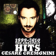 Cesare Cremonini - 1999-2010 The Greatest Hits ( 2 CD - Compilation )