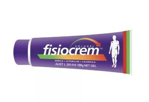 Fisiocrem Solugel Muscle & Joint Pain Aches Relief Gel 120g  Gel Expires 06/23