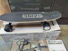 Lo zinco Skateboard Cruiser Elettrico Condizioni Eccellenti