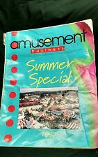 OLD AB, AMUSEMENT BUSINESS,FESTIVALS,FAIRS,CIRCUS,PARKS,GAMES,BILLBOARD,CARNIVAL
