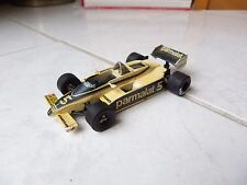 Brabham Ford BT49C Nelson Piquet #5 1981 Tenariv kit built 1/43 n°23