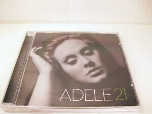 CD - Adele - 21 / XL Recordings 2011 / Rolling In The Deep