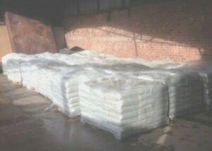 1000KG Glass Sand Blasting Media Medium Grade Grit For Blast Pot Guns & Cabinets