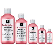 Watermelon Fragrance Oil For Soap Making Candle Burner Incense Perfume Bulk