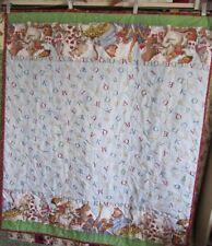 Handmade Nursery Quilts