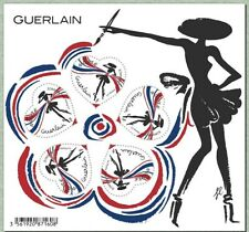 France 2020 Bloc Saint Valentin Cœurs Guerlain 5V MNH / Neuf**