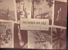 US Railroads Pictures on File Gale Research Co 8 Train Photos