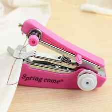Brand New MINI Portable Manual Sewing Machine DIY Home Tool Small Pocket-sized