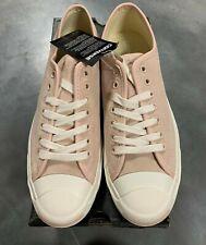 Converse JP Jack Ox Canvas Low Top Unisex Shoes; Color: Pink, Egret / NWB