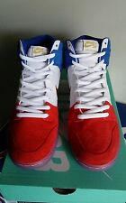 Nike SB Dunk High Trico France Red White Blue Gold 313171-674 MESSAGE ME OFFERS
