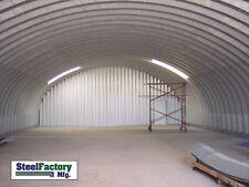 Steel Factory S30x50x14 Metal Storage Building Pole Barn Alternative Prefab Kit