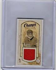 CHRIS OSGOOD 09/10 CHAMPS CHAMP'S MINI THREADS JERSEY Hockey Card Insert