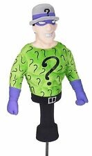 Batman Riddler Golf Driver Headcover 460cc Movie Character DC Comics Collectible