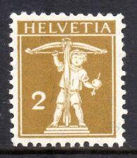 Switzerland - 1909 Definitives Tell Mi. 111 II MNH