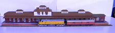 HO scale building kit QR Gympie Station