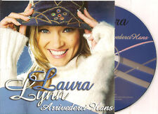 LAURA LYNN - arrivederci hans CD SINGLE 2TR RARE 2006