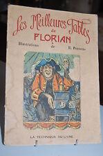 LES MEILLEURES FABLES DE FLORIAN