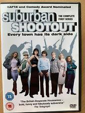Suburban Shootout Series 1 DVD Box Set British Comedy Series