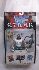 WWF S.T.O.M.P. War Zone Series 1 Crush Action Figure From Jakks 1997    NEW t661