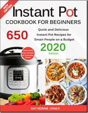 Instant Pot Cookbook for Beginners  650 Quick and Delicious - {{ƥĎ£/Eb00k}}