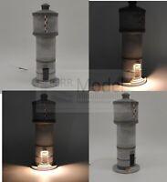 Serbatoio idrico FS minitalia. Illuminato. scala H0 1:87