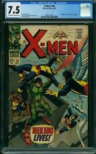 X-Men #36 CGC 7.5 -- 1967 -- 1st app Mekano (Tom Regal) #0360113025
