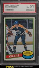 1980 O-Pee-Chee Hockey Mark Messier ROOKIE RC #289 PSA 8 NM-MT