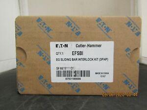 EATON / CUTLER HAMMER EFSB1 EG  SLIDING BAR INTERLOCK KIT (3P/4P)