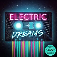ELECTRIC DREAMS 3 CD ALBUM SET - VARIOUS (Released September 22nd 2017)