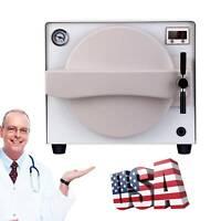 AZDENT 18L Dental Autoclave Steam Sterilizer TR250NM-1