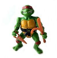Hard Head Raphael Vintage TMNT Ninja Turtles Action Figure 1988 80s Raph