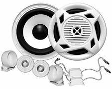 "Earthquake Sound Marine MC5 5"" Matched Component Speaker Set"