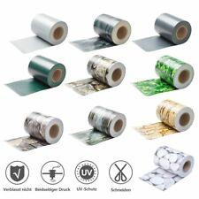 PVC Sichtschutz Streifen 35-260m Doppelstabmatten Zaunblende Folie Zaunfolie
