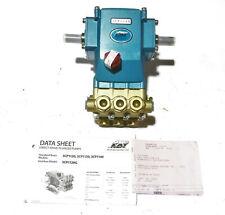 Cat Pumps Ceramic Plunger Pump Assembly 3CP1120 NOS
