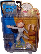 Family Guy Lethal Lois Action Figure Black Belt Variant MIB RARE Mezco Toy Ser 4