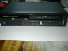 Symphonic WF802 DVD Player / VCR VHS Recorder Combo NO remote VHS Working Only