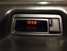 94 95 96 97 98 99 00 01 JDM Acura Integra Amber Clock DC2 USDM OEM 94-01 B16 1.8