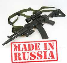 Russian weapon strap Holster Ammunition greenL airsoft AK 47 74 AKM MP5 olive od