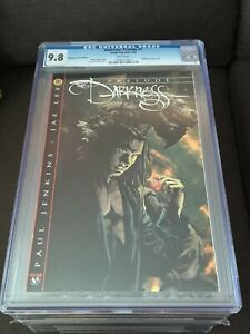 DARKNESS: PRELUDE #1 CGC 9.8 IMAGE/TOP COW 1/03 DYNAMIC FORCES EDITION