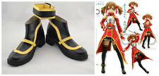 Sword Art Online Silica Keiko Ayano Cosplay Costume Boots Boot Shoes Shoe