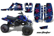 AMR Racing Yamaha Banshee Full Bore Graphic Kit Wrap Quad Decal ATV 87-05 NORTH