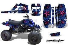 ATV Decal Graphics Kit Quad Wrap For Yamaha Banshee Full Bore 87-05 NSTAR P U