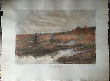 Maryland Marsh By John Frost Derrydale Print