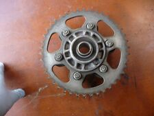 Rear sprocket & carrier Ducati Monster 800 03 #F6