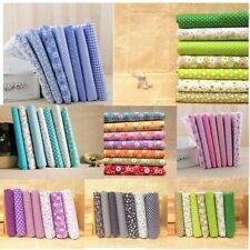 Charm Craft Fabric Fat Quarters, Bundles