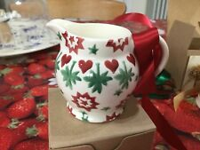Emma Bridgewater Earlier Christmas Joy Sampler Tiny Jug New Best