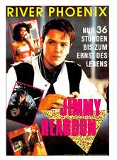 Plakatkarten-Collection RIVER PHOENIX / 8 Karten Cinema / Video Plus
