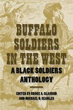 Buffalo Soldiers in the West (Paperback or Softback)